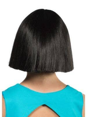 Amara Deluxe Short Black Blunt Cut Wig
