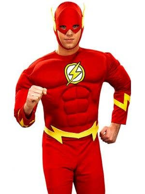 Justice League - Muscle Chest Flash Costume