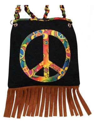 70's Hippie Costume Handbag