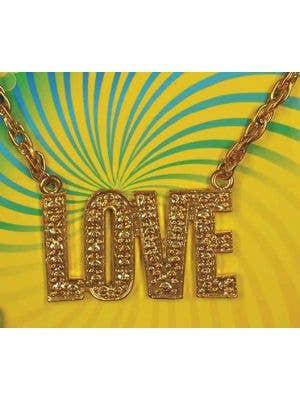 Hippie Love Medallion Necklace
