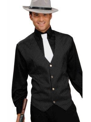 Roaring 20's Gangster Costume Shirt