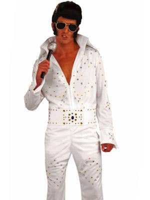 Vegas Superstar Men's Elvis Costume