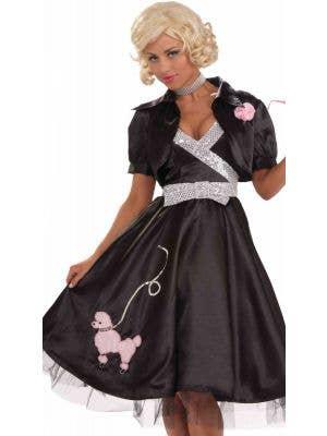 1950's Poodle Diva Women's Costume