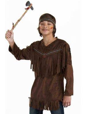 Native Indian Teen Boys Costume