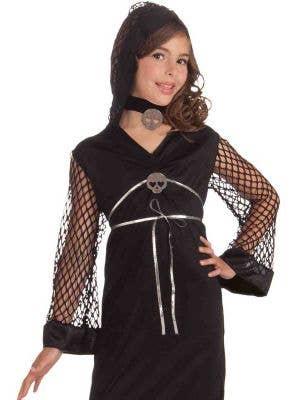 Darling of Darkness Girls Halloween Costume