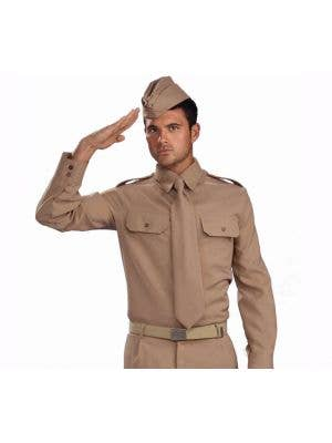 WWII Army Private Men's 1940's Costume