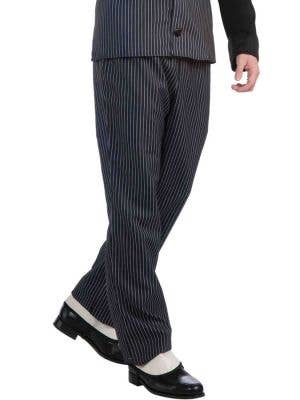 Striped 1920's Men's Gangster Costume