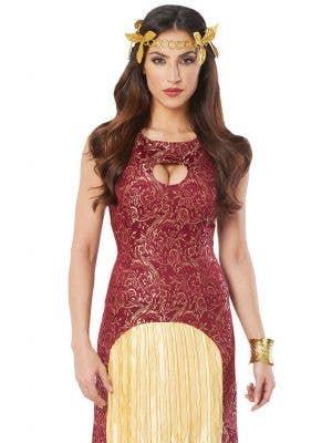 Noble Lady Medieval Women's Fancy Dress Costume