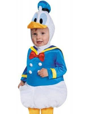 Donald Duck Deluxe Infant Boy's Fancy Dress Costume