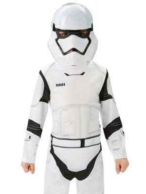 Classic Boys Stormtrooper Star Wars Fancy Dress Costume