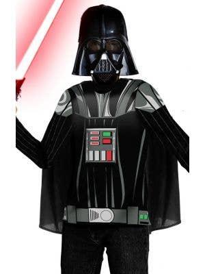 Darth Vader Boy's Star Wars Costume Kit