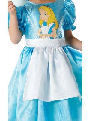 Disney Alice In Wonderland Girls Book Week Costume