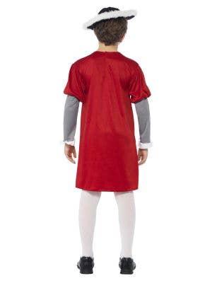 Horrible Histories - King Henry VIII Boys Costume