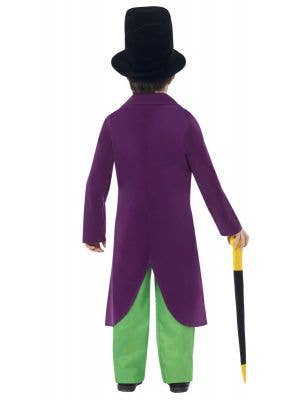 Willy Wonka Boys Book Week Costume