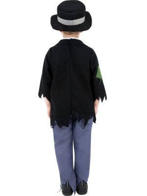 Victorian Pick-Pocketer Boy Fancy Dress Costume