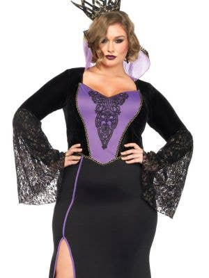 Evil Queen Women's Plus Size Halloween Costume