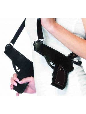 Gangster Double Gun Shoulder Holster