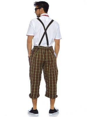 Nerdy Nerd Men's Fancy Dress Costume