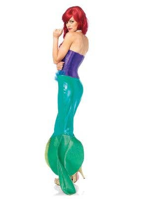 Deep Sea Siren Sexy Mermaid Ariel Women's Costume