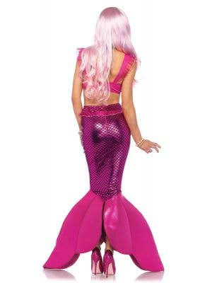 Mythical Pink Malibu Mermaid Sexy Women's Costume