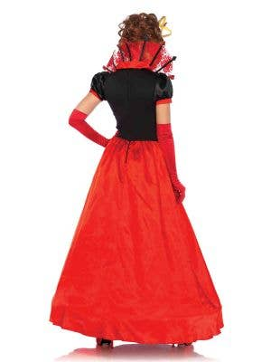 Queen of Hearts Women's Deluxe Fairytale Costume