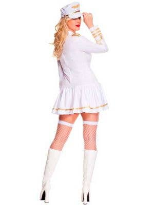 First Class Air Crew Plus Size Women's Costume