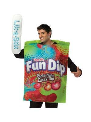 Fun Dip Adults Candy Fancy Dress Costume
