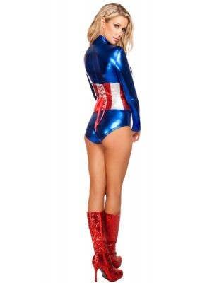 All American Temptress Women's Sexy Hero Costume