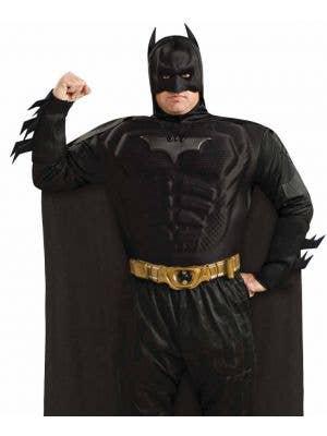 Dark Knight Batman Plus Size Muscle Chest Costume