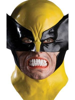 X-Men Adults Wolverine Latex Costume Mask