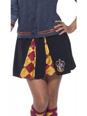 Harry Potter Gryffindor Women's Costume Skirt