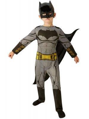 Dawn of Justice Boy's Batman Superhero Costume