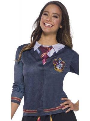 Harry Potter Gryffindor Women's Costume Top