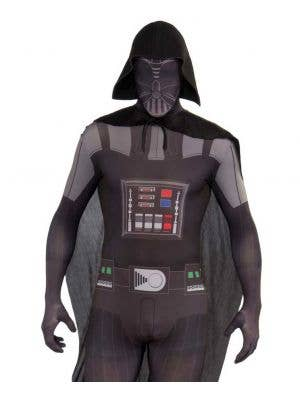 Darth Vader Second Skin Men's Costume