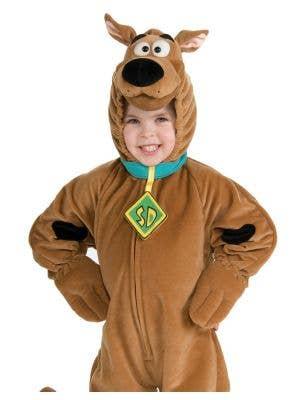 Scooby Doo Boys Onesie Costume