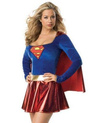 Supergirl Sexy Superhero Costume
