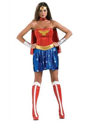Wonder Woman Adult's Superhero Costume