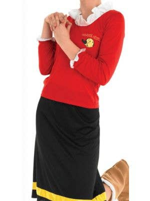 Olive Oyl - Popeye Comic Strip Costume