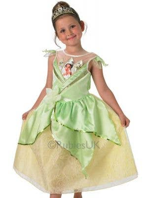 The Princess and the Frog - Tiana Girls Costume