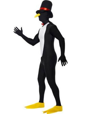 Penguin Adult's Second Skin Costume