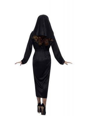 Saintly Religious Nun Women's Fancy Dress Costume