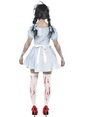 Horror Zombie Dorothy Women's Halloween Costume