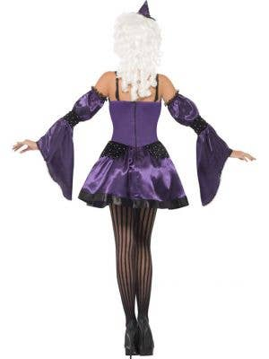 Witch Masquerade Women's Halloween Costume