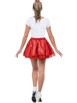 Grease - Women's Sandy Cheerleader Costume
