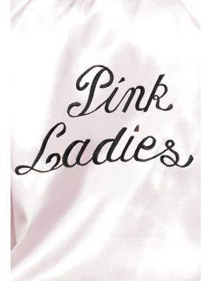 Grease Pink Ladies Girls Costume