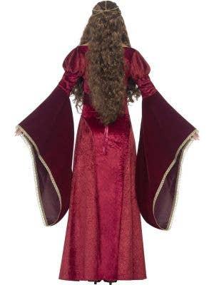 Medieval Queen Deluxe Women's Costume