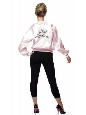 Pink Ladies Women's Satin Costume Jacket