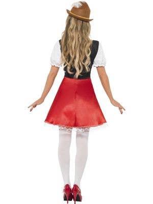 Bavarian Wench Women's Sexy Oktoberfest Costume