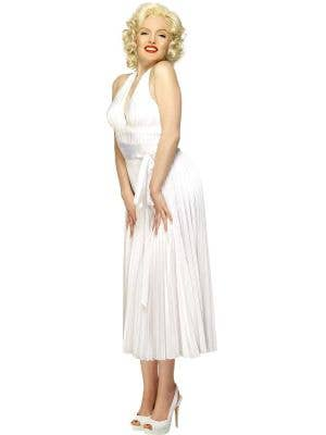 Marilyn Monroe Women's Deluxe White Costume
