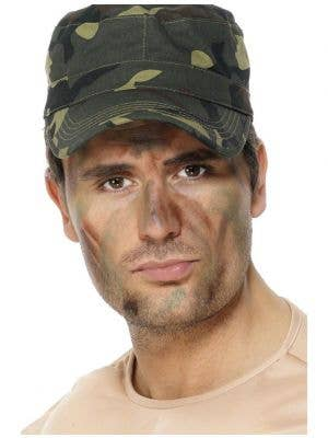 Army Makeup Kit Costume Accessory